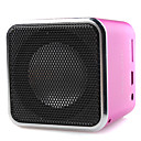 Music Angel tf micro sd-kaartlezer digitale mini speaker voor de iPhone ipad pc psp cd dvd mp3-speler
