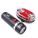 Power Beam LED Safety Warning Flashing Bike Lamp