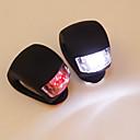 Fiets rower lampa świetlny ogon silikon żaba (losowy kolor)