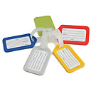 Luggage TagForLuggage Accessory Plastic 3.54