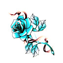 5 Pcs Flower Waterproof Temporary Tattoo(6m*6cm)