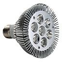 E26/E27 - 7 W- Par - Spotlights (Warm White 680 lm- AC 220-240