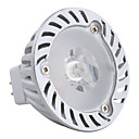 GU5.3(MR16) 3 W 1 High Power LED 180 LM Warm White MR16 Spot Lights DC 12 V