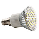 E14 3 W 48 SMD 3528 150 LM Natural White PAR Spot Lights AC 220-240 V