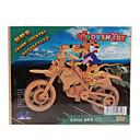 drvorezbarski zanat Građevinski Kit - cross-country motocikl