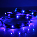 Vandtæt 90cm 36-LED Blue LED Strip Light (12V)