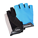 Glove Cycling / Bike All / Men's Fingerless Gloves Breathable / Anti-skidding / Wearable / Wearproof Autumn / Summer / SpringGray / Black