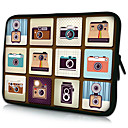 Camera Pattern Protective Sleeve Case for Samsung Galaxy Tab 2 P3100 and others