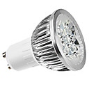 Spot Gradable Blanc Naturel MR16 GU10 4 W 4 LED Haute Puissance 360 LM 6000K K AC 100-240 V
