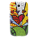Heart Shape Pattern Hard Case for Samsung Galaxy S3 I9300