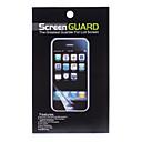 5 En 1 Protector de pantalla de alta definición con paño de limpieza para Samsung I9100 Galaxy S2