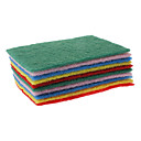 Kitchen Cleaning Colorful Scouring Pad (10pcs)
