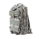 mochila de caminhada tático ombro dupla exterior (25l)