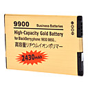 PDA Batteria litio 2430mAh per Blackberry 9930/9850