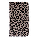 Fashion Leopard Print PU Leather Full Body Case for Samsung Galaxy Grand Homot I9082 (eri värejä)