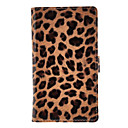 Leopard Print Full Body beskyttende etui for Sony S39h ((Xperia C)