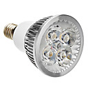 1 pcs E14 3 W 4 High Power LED 700-900 LM Warm White Dimmable Spot Lights AC 100-240 V