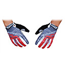 HANDCREW Cycling Full Finger Gloves Black/Red/Yellow Mountain Bike Protective Wearable Waterproof Keep Warm