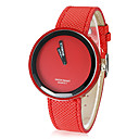 Women's Watch Minimalism Round Dial Candy Color