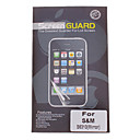 Professionele Mirror Film Anti-Glare LCD Screen Guard Protector voor Samsung S6310