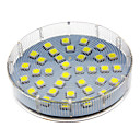 GX53 4.3-4.6W 36x5050SMD 280-350lm 6000-7000K Super White Light Spot LED Bulb (220-240V)
