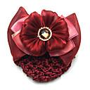 Buy Women's Rhinestone Alloy Flannelette Headpiece-Wedding Special Occasion Casual Barrette