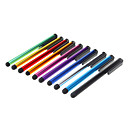 10x Universal Touch Stylus Pen for Cellphone Tablet PC iPhone(Random Color)