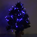4M 3W 40-LED 210LM Blue Light LED Strip Light for Christmas Decorations