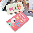 Cartoon Lovely Girl Pattern Card Case(32 Holds)