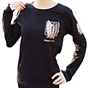 "Buy Attack Titan ""Wings Freedom"" Cosplay Gilding T-shirt"