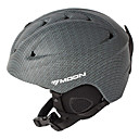 MOON Unsiex 회색 가을 / 겨울 ABS 스키 / 스노 보드 헬멧