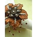 Chocolate Acrylic Napkin Ring