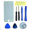 아이폰 5에 대한 3M 스티커 및 조립 도구와 LCD 전면 스크린 유리 렌즈 부품