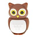 4G Night Owl Shaped USB Flash Drive