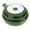 Stéréo portable parleur sans fil Bluetooth TF de soutien USB Micro slot batterie rechargeable (BV200)