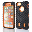 Zebra Heavy Duty Armor Skydds Full Body Case för iPhone 5/5S