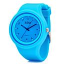 Zgo zegarek sportowy cukierków kolor wody pasek silikonowej dzieci