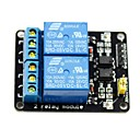 Buy 2 Channel 5V High Level Trigger Relay Module (For Arduino) (Works Official Boards)