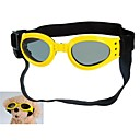 Dog Sunglasses - M - Spring/Fall - Black / White / Blue / Pink / Yellow - Cosplay - Plastic
