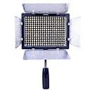 Ampoule LED de YONGNUO YN300-II à LED Lumière vidéo / Superbright haute puissance 18W / 3200K-5500K couleur température réglable - Noir
