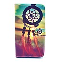 Dream Catcher Pattern PU Leather Full Body Case with Card Slot for Samsung Galaxy S5 Mini