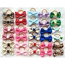 Rubber Band Dog Tiaras for Pets Dogs(Random Color)