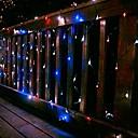100 LED Net Light 2m X 1.5m Solar Christmas Light Holiday  Party Lamp