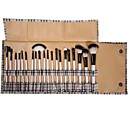 20 Makeup Brushes Set Nylon / Synthetic Hair / Others Lip / Eye / Face