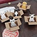note autoadesive piccola scatola animale giocattolo (colore casuale)