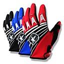 Spakct Men's Cycling Gloves Full Finger Outdoor Breathable Wearproof Anti-skidding