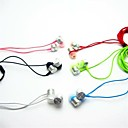 Mini estéreo moda In-Ear Earphone para MP3/MP4/iPod