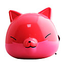 Portable Leopard Cat High Quality Sound Mini Speaker for iPod MP4 MP3