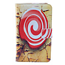 Candy Bar Style PU Leather Case z gniazda na kartę i Stand for Samsung Galaxy Note II N7100