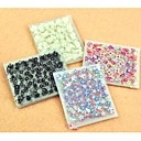 Buy 53D Design Tip Nail Art Sticker Decal Manicure Mix Color Flower 917